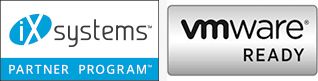 iXsystems Partner Program BadgeVM
